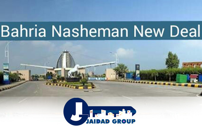 Bahria Nasheman New Deal- Location, Booking Details & Prices