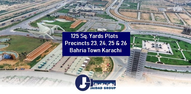 125 Sq. Yards Plots in Precincts 23, 24, 25 & 26 – Ideal Investment Opportunity in BTK