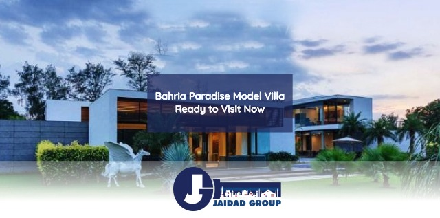 Bahria Paradise Villas Ready to Visit Now – BTK Update