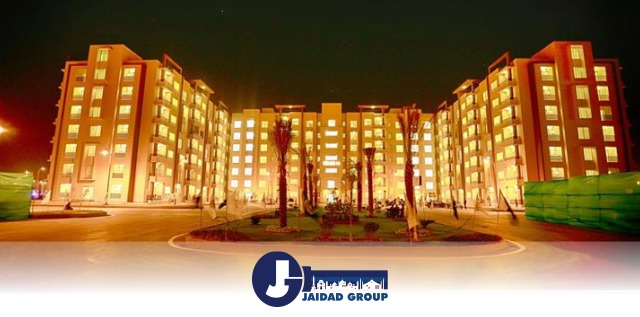 Bahria Town Karachi  New Deal of 3 Bed Apartments in Precinct 19